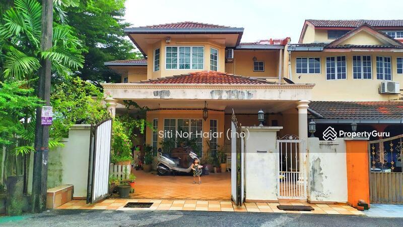 Double Storey House Jalan Ikhlas Bandar Tun Razak Cheras KL #166246744