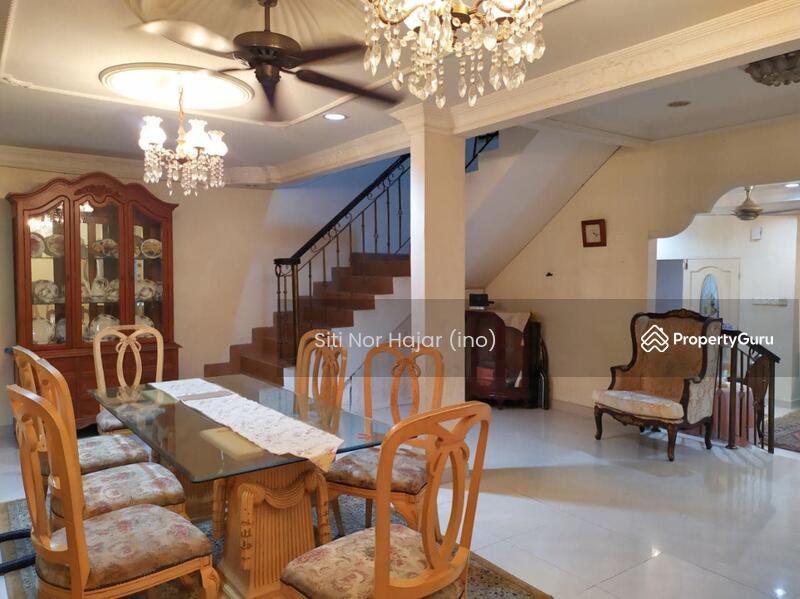 Double Storey House Jalan Ikhlas Bandar Tun Razak Cheras KL #166246746