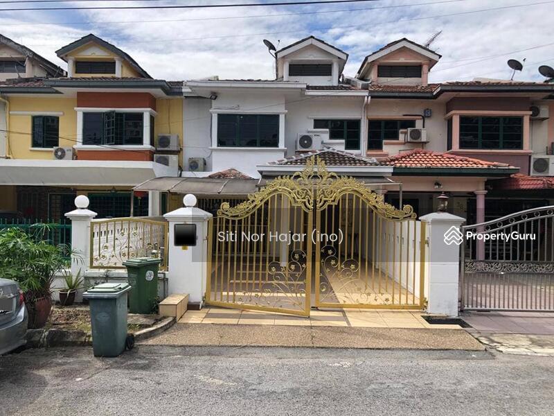 Double Storey Taman Bukit Cheras Kuala Lumpur #166246802