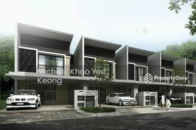 For Sale - New 2-sty Resort Terrace Home @ North Kota Damansara