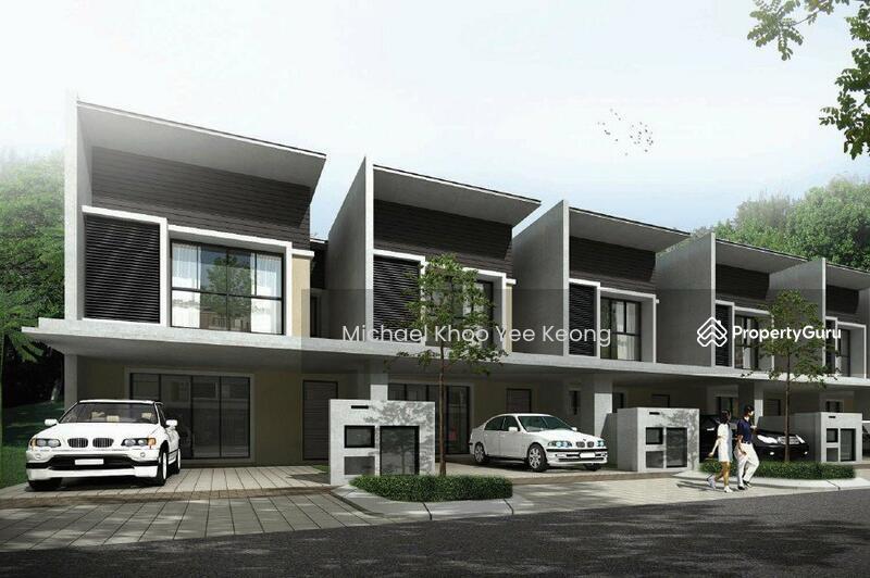 New 2-sty Resort Terrace Home @ North Kota Damansara #166252218