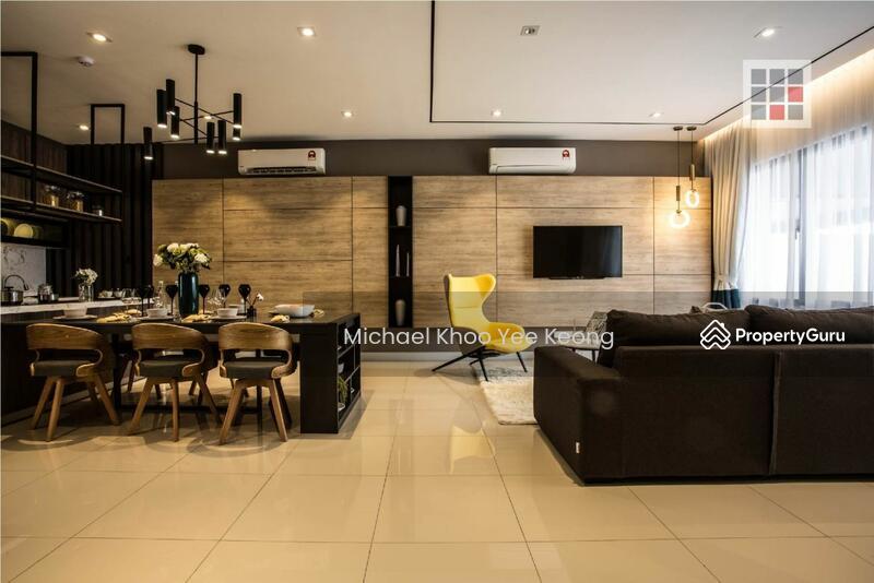 New 2-sty Resort Terrace Home @ North Kota Damansara #166252222