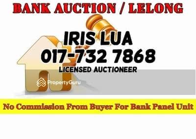 For Sale - Taman Bukit Mewah Flat