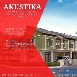 For Sale - Bandar Darulaman