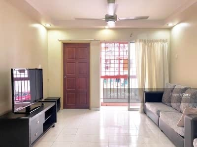 For Rent - Taman Sri Ehsan Apartment