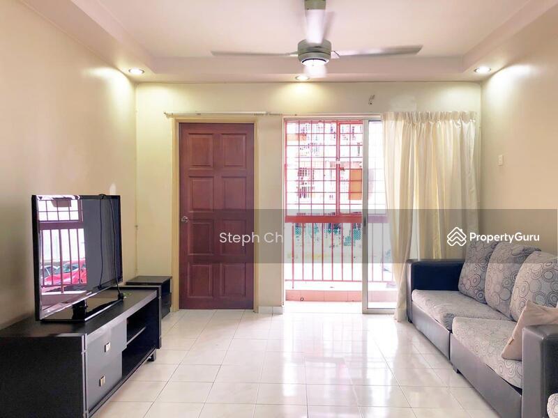 Taman Sri Ehsan Apartment #166345064