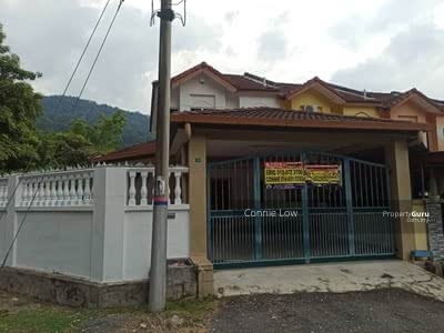 For Sale - Jelapang Corner Full Loan Double Storey Ipoh sell below market value