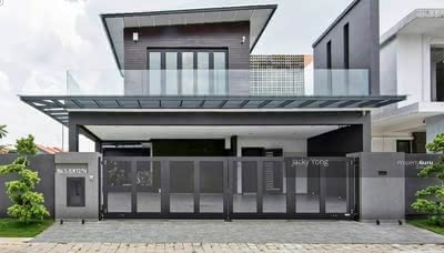 For Sale - Super Big Double Storey 3752sqft Extraland 25FT only RM375K! !! Freehold! !!