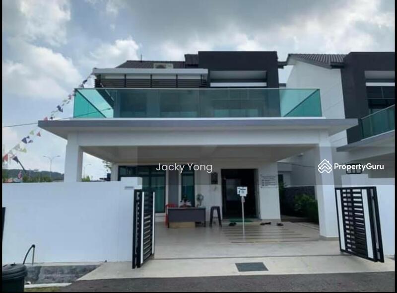 【Rumah Besar Last 3xxK Promotion】Double Storey 3753sqft Extraland 25FT!!!Freehold!!! #166383684