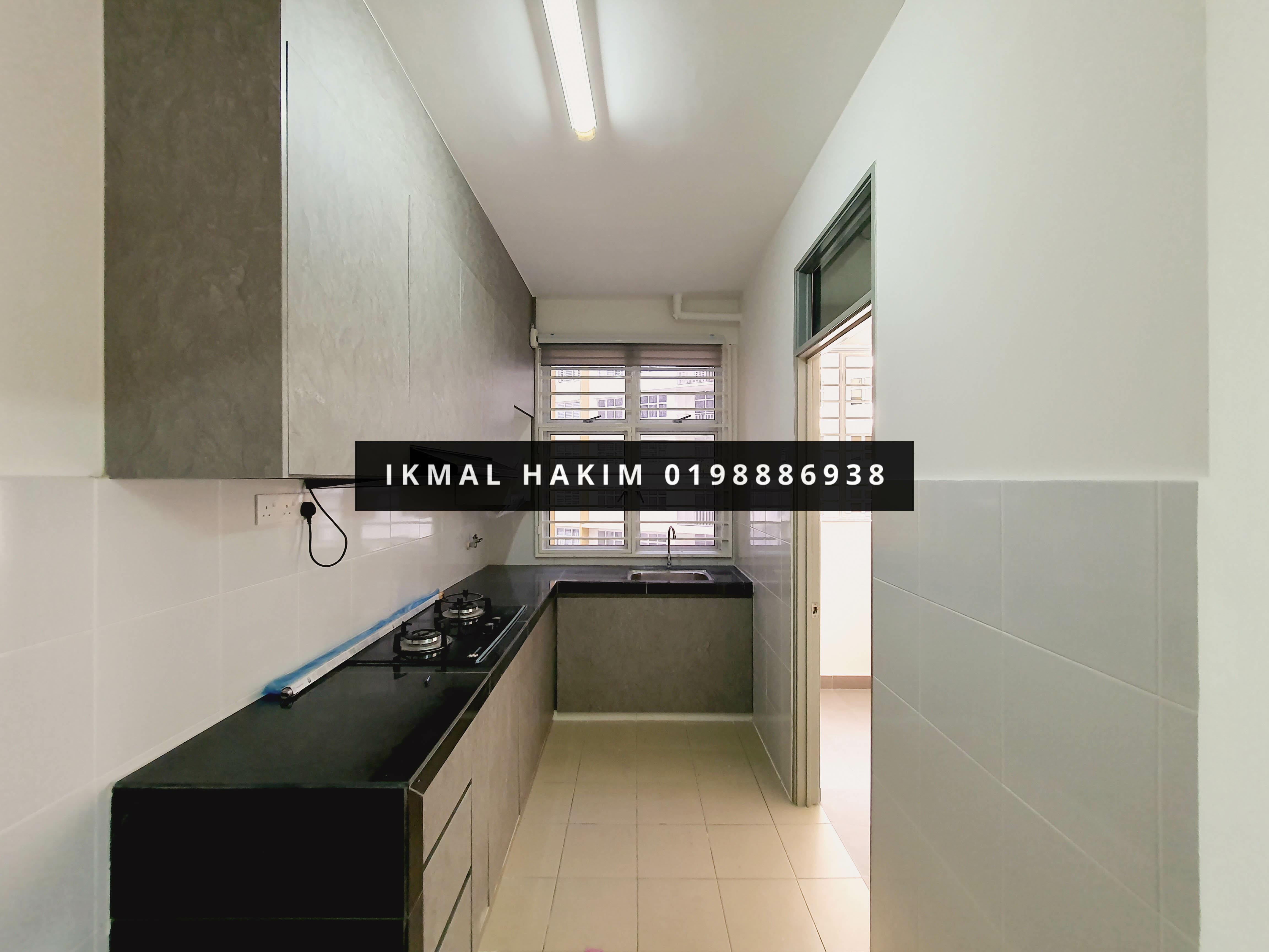 For Rent - Fully Furnished PPAM Saderi Presint 16 Putrajaya