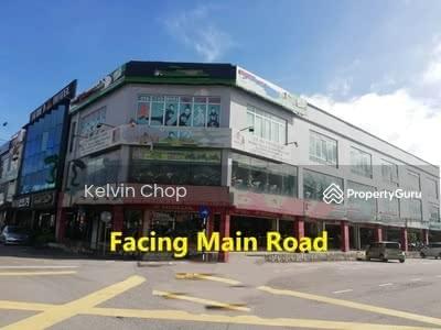 For Sale - Nusa Bestari Corner Shop Facing Main Road