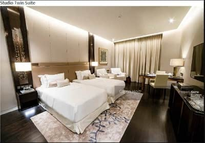 For Rent - Banyan Tree Residence Studio KLCC Pavilion Luxury Suites For Rent