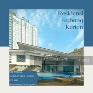 For Sale - PR1MA Kubang Kerian - Taman Dalam Bandar