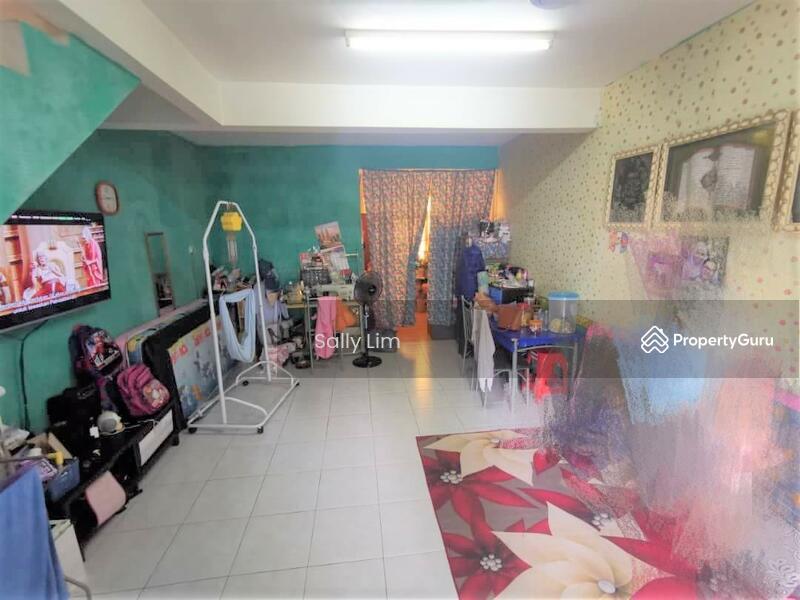 Taman Bestari Indah Double Storey Medium Cost House #166893362