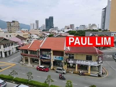 For Sale - SHOP LOT SALE 2 STOREY AT JALAN DATO KERAMAT FACING MAIN ROAD WORTH BUY UNIT