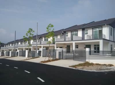 For Sale - [Superlink House] 35x85 {High Rebate 37%} Below Market Price Sri Kembangan