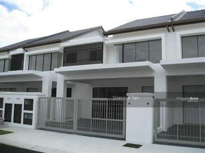 For Sale - 100% Affordable! BIG HOUSE] 25x75 Double Storey 0%DP Terrace Taman Agnes
