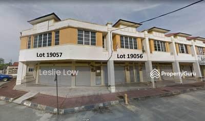 For Sale - 18/8/2021 BANK LELONG Lot 19056 & 19057, Taman Desa Solehan @ Kampung Mak Chili, Kemaman, Terengganu