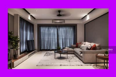 For Sale - 2000sqf SEMI-D Hilltop Freehold CONDO Cashback Up To RM40K