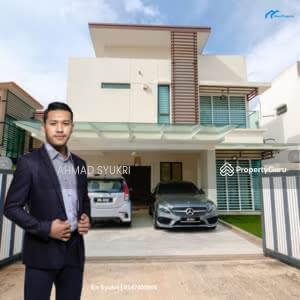For Sale - Fully Renovate Semi-D @ Citrina, Alam Impian Shah Alam