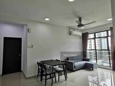 For Rent - The Garden Residences Serviced Apartment