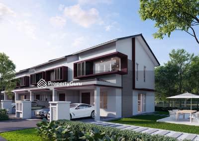 For Sale - LakePark @ 2-storey Terrace Home, Cyberjaya