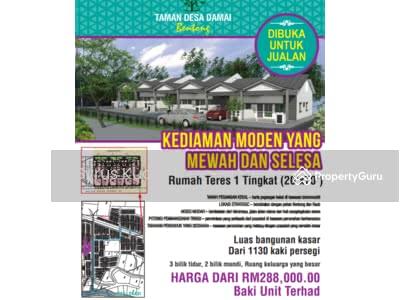 For Sale - Taman Desa Damai