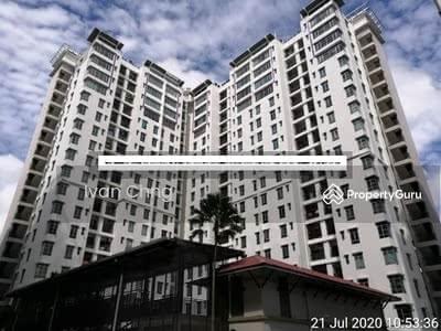 For Sale - 25/8 BANK LELONG [Non Bumi ]03-06,  Pangsapuri Suriamas,  Taman Dato Onn,  Johor Bahru