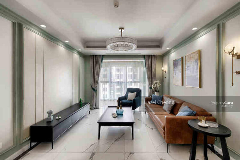 Lowest Price MRT Condo In Cheras Only Rm 1500 Installment !   90Sec Walk to MRT Station #166530688