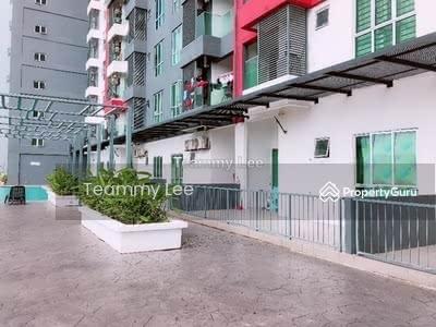 For Sale - Silk Residence Condo Cheras Selatan, Balakong (Free Lawyer Fee, MOT)