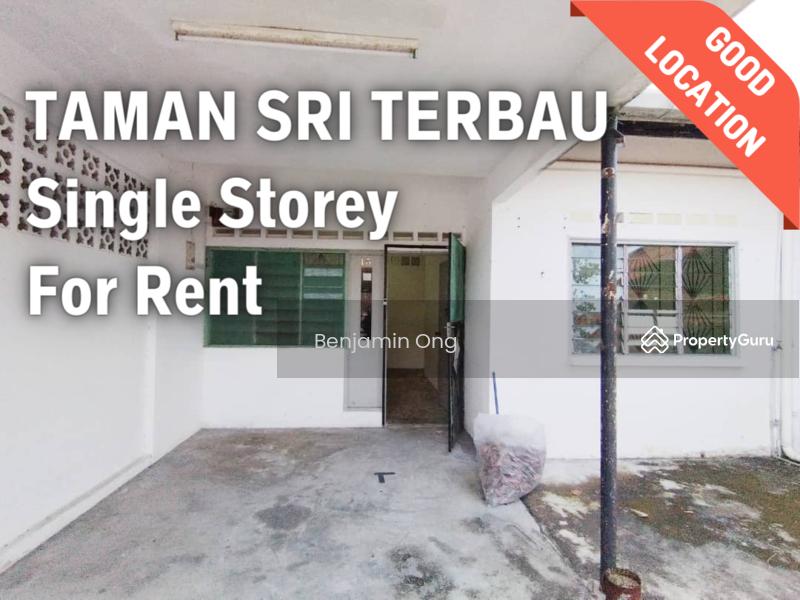 Taman Sri Terbau Single Storey For Rent