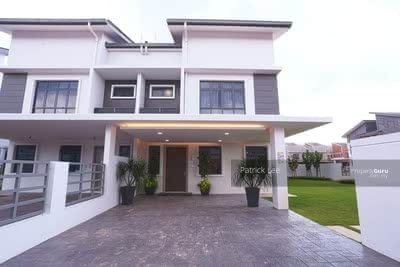 For Sale - New Double Storey Semi D House, Seremban
