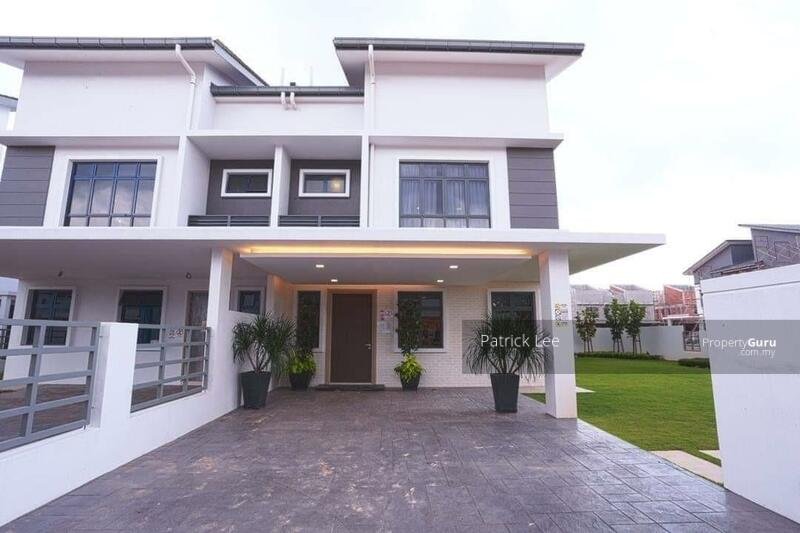 New Double Storey Semi D House, Seremban #166547216