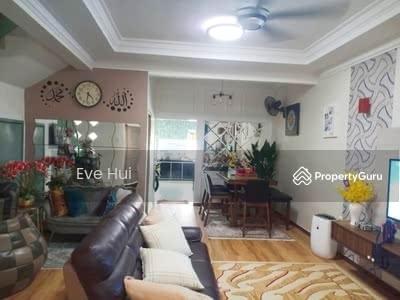 For Sale - Taman Pulai Indah Double Storey Terrace House Unblock view