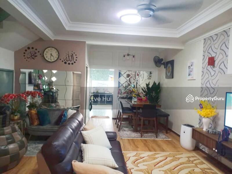 Taman Pulai Indah Double Storey Terrace House Unblock view #166547262