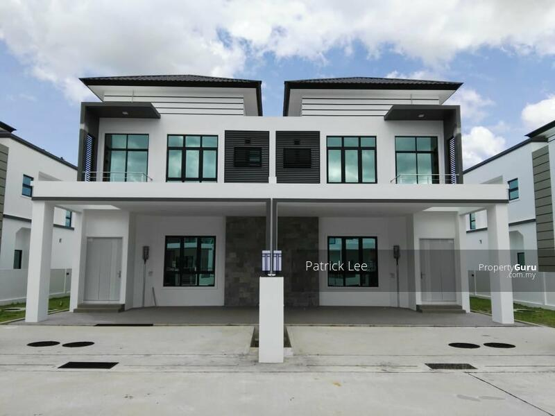New Seremban ,N9 Corner Double Storey Semi-D house, #168028156