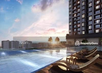 Dijual - Living/ Investment Capital Appreciation Guarantee Development in Old Klang Road.