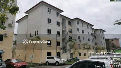 For Sale - Apartment in Taman Mutiara Damai, Labuan
