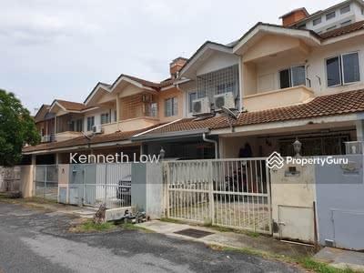 For Sale - Taman Bukit Angsana, Taman Len Sen, 2storey Corner House