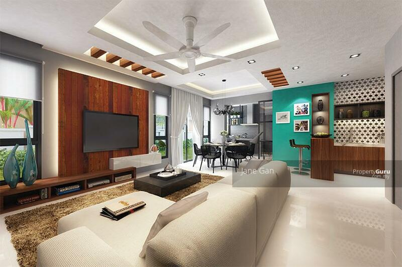 Bangsar DoubleStorey SemiD Concept 2996sqft [ 22x75 Freehold Monthly Rm2400 ] #166769758