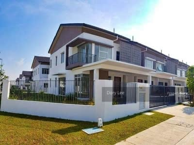 For Sale - [ LPPSA 100% Loan ] 22x70 Semi-D Concept  Gated and Guarded Luxury House Seremban S2