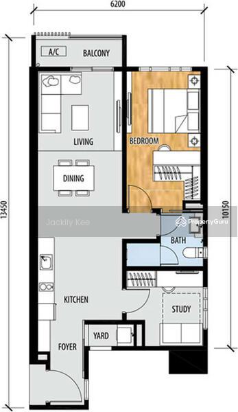 Sentral Suites @ KL Sentral #166832816