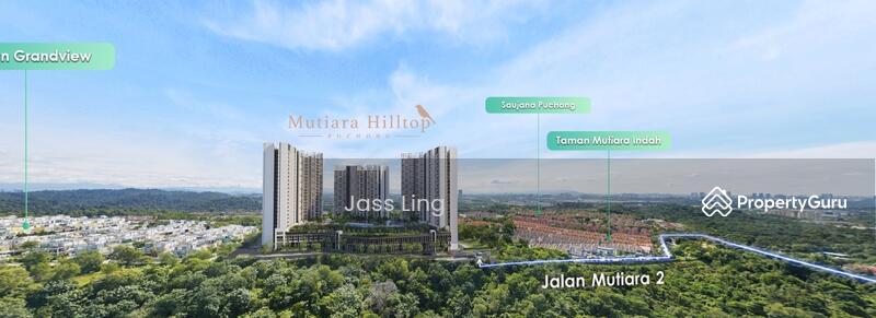 Puchong hilltop, new launch condo #166894418