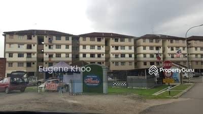 For Rent - Rumah pangsa Akasia Desa Cemerlang