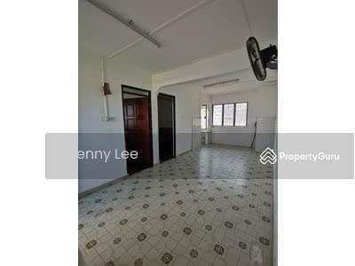 For Sale - Taman Ungku Tun Aminah / Low Cost Flat / 100% LOAN