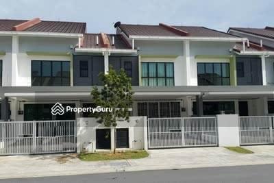 For Sale - Seri Kembangan 0%D/Payment 2-storey Landed