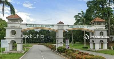 For Sale - 01/11/2021 BANK LELONG Vacant Land~ College Heights Garden Resort @ Mantin