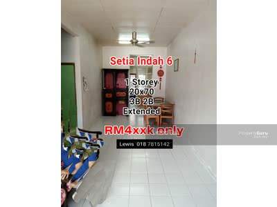 For Sale - Setia Indah
