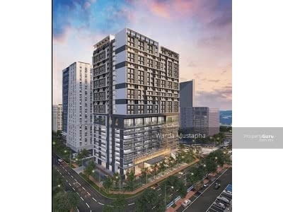 For Sale - Alinea Suites with Fully Furnished