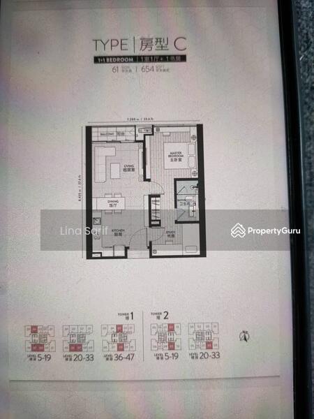 Lucentia Residence @ Bukit Bintang City Centre KL #167081754
